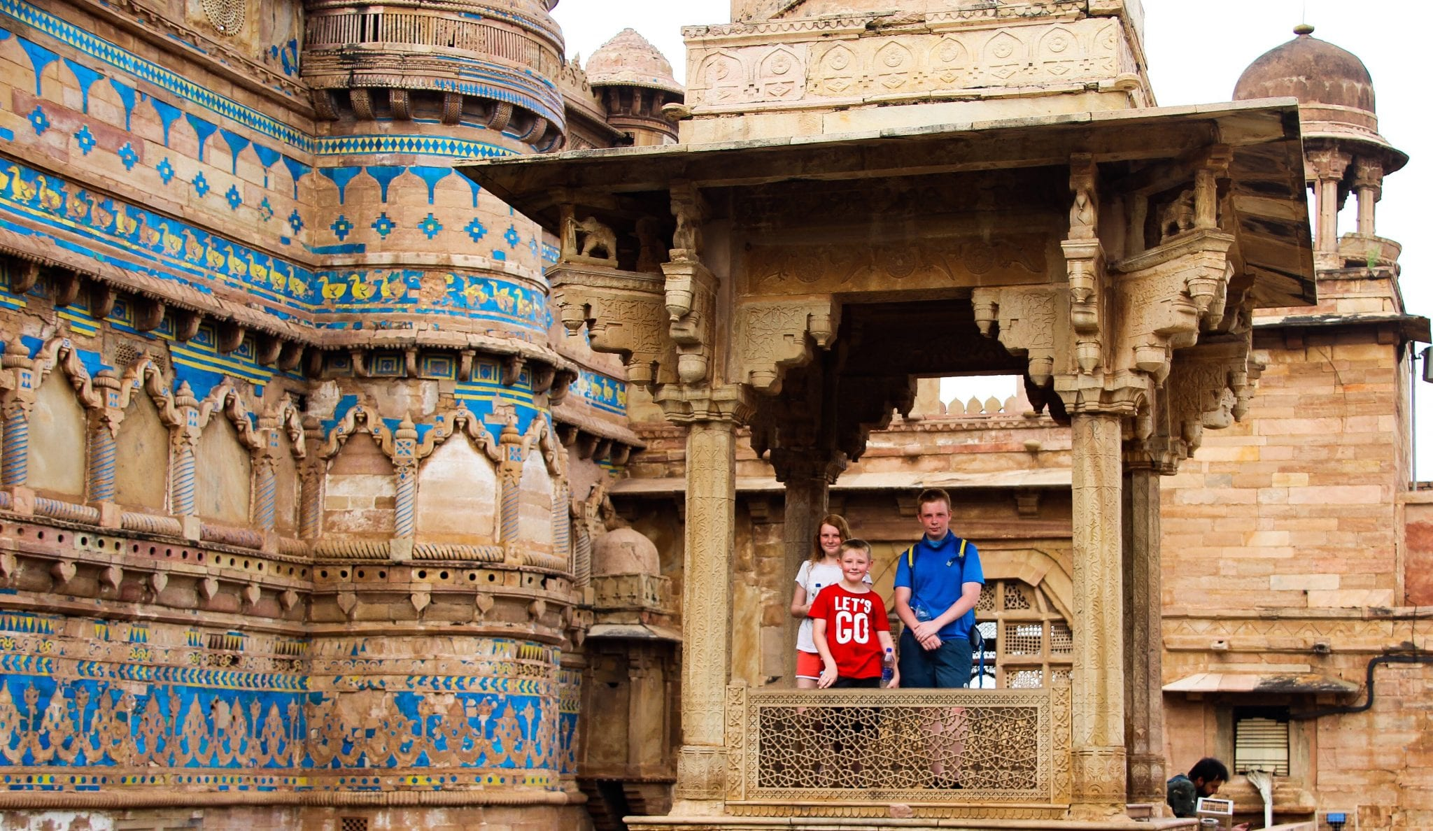 Backpacking Gwalior